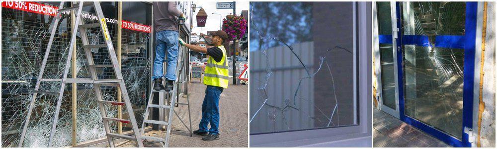 Emergency Glazing - Horsham, Crawley, West Sussex